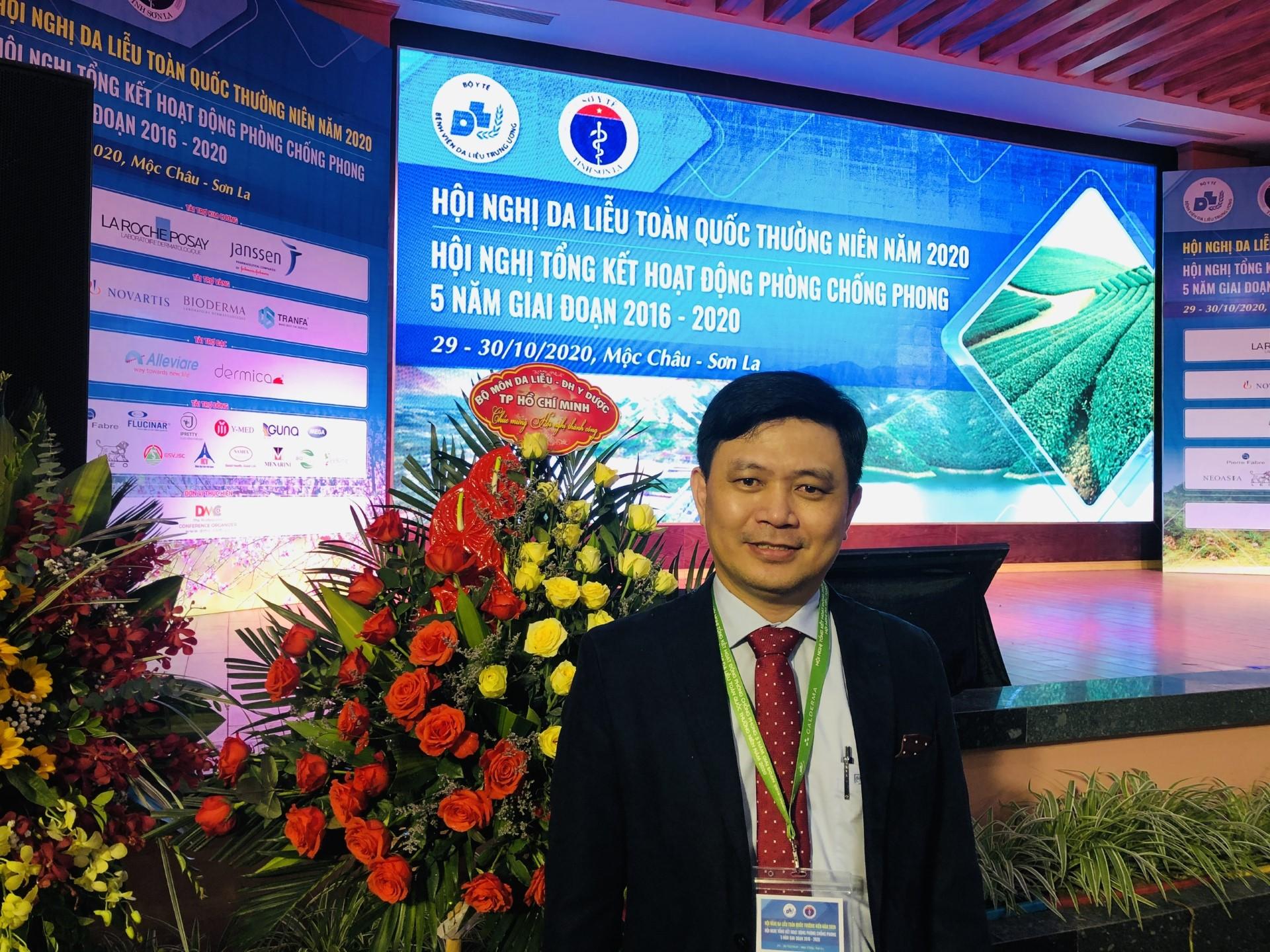Hội nghị Da liễu toàn quốc thường niên năm 2020 tại Mộc Châu, Sơn La